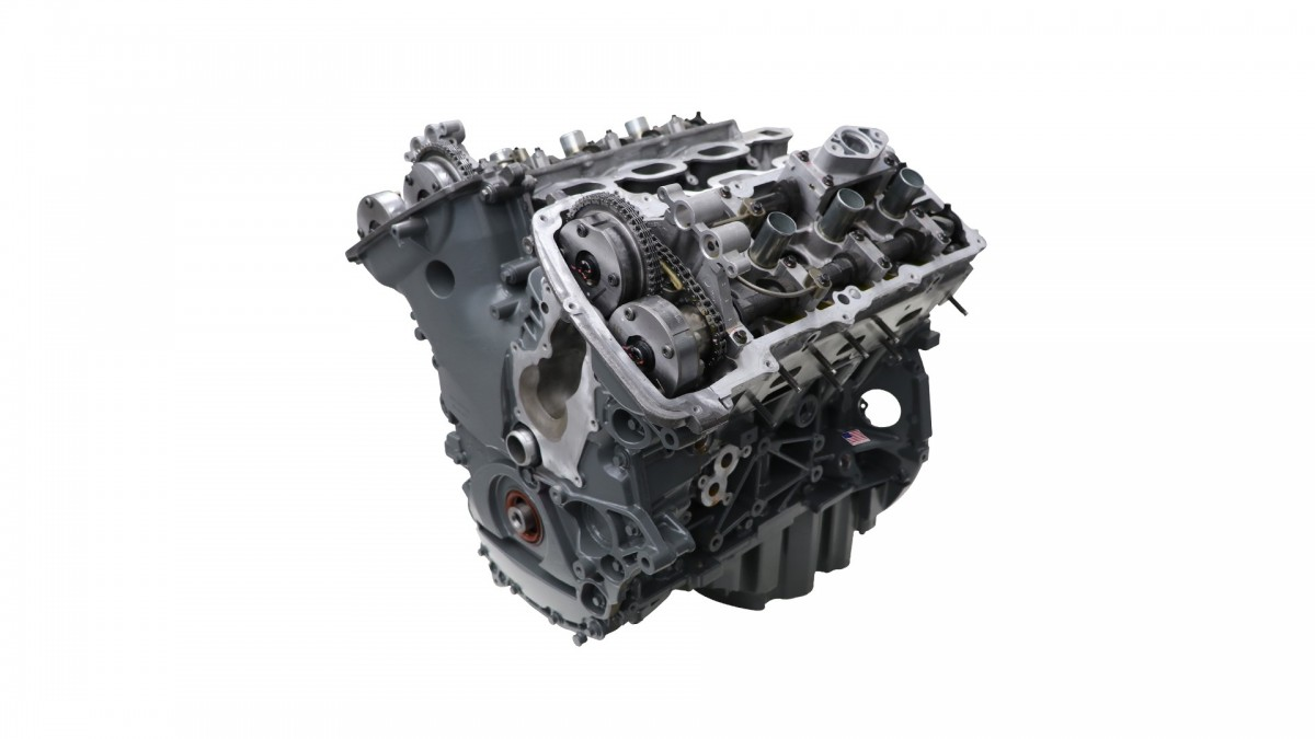 Ford 3.5L EcoBoost Turbo GDI engine from JASPER
